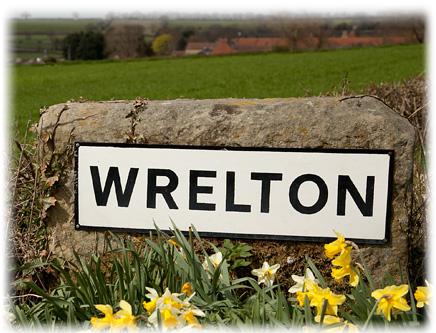 Wrelton Village Sign